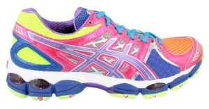 ASICS Nimbus (I love these shoes)