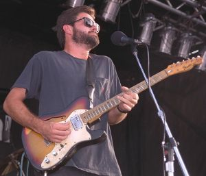 (I'm his groupie) Tab Benoit from Houma, Louisiana