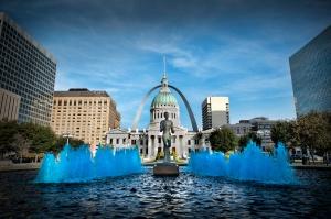 St-Louis-Statue