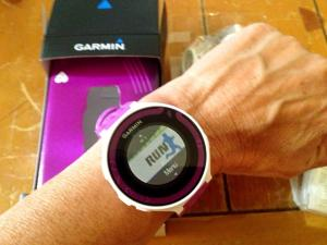Garmin  Forerunner 220 with Heart Monitor