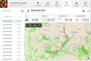 may 24, 2014 8 miles