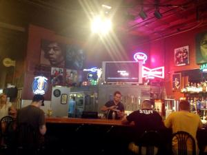 Quinton's, Columbia, MO (Our Bar)