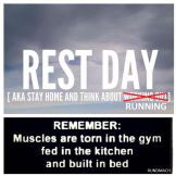 run-inspiration-rest-day-muscles-built-in-bed