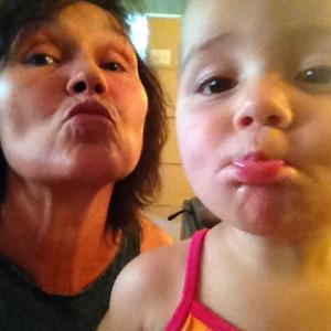 Duck lip selfies!