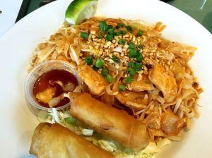 Phad Thai - Bangkok Gardens